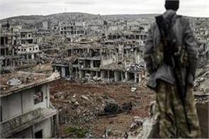 14 is terrorists heap near mosul of iraq