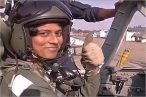 bhavana kant the first woman operational fighter pilot of iaf