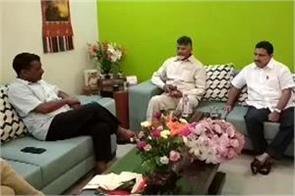 third front s attempts fast kejriwal meets chandrababu naidu