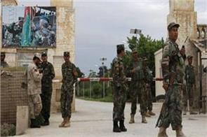 terrorist attack in afghanistan eight killed 50 wounded