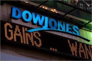 dow jones rolled 600 points a huge in the american stock market