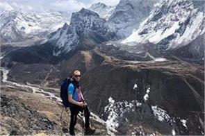 british mountaineer s death in mount everest