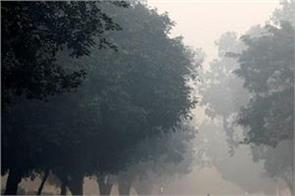 delhi s air quality improvement after the rain