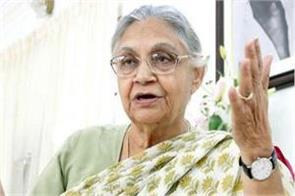 congress has won more than defeat in elections held in delhi sheila