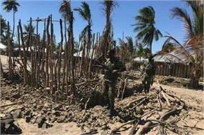 16 people killed by suspected islamic fighters in mozambique