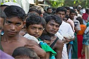 id card issued to more than 2 7 lakh rohingya refugees in bangladesh