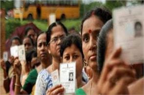 voting on 13 polling stations in tamil nadu