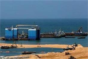 sri lanka japan india sign deal to develop terminal port