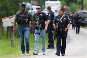 one killed three injured in eastern texas shootout