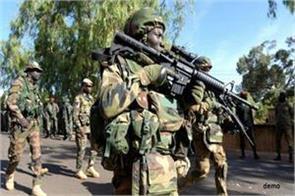 nigerian army killed 21 terrorists