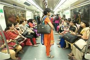 arvind kejriwal government gives free travel facility to women and buses