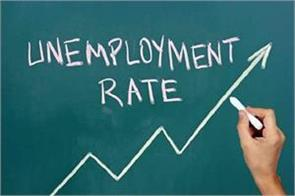 growth rate reduction in country and unemployment at the peak of 45 years
