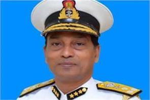 natarajan the new chief of the indian coast guard will take charge today