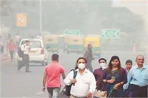 due to air pollution people living in poverty