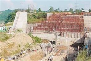 symbol of the golden future of punjab  shahpurkandi dam