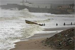 cyclone storm vayu will return after 48 hours