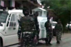 two militants killed in shopian encounter operation continues