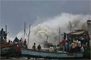 cyclonevayu won t hit gujarat rain start