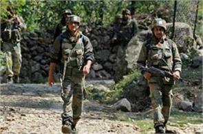 j k security forces piled 1 terrorist in anantnag