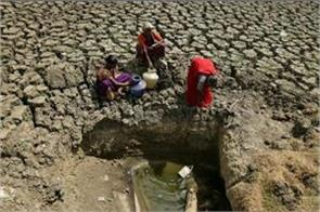 country facing severe water crisis