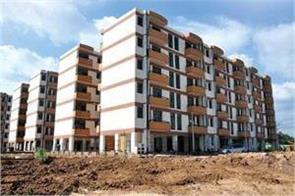 sector 53 housing scheme 1 80 crore will be the value of hig flats