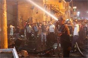 car bombing kills 17 in syria s azaz