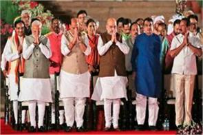 modi government did the restructuring of cabinet committees