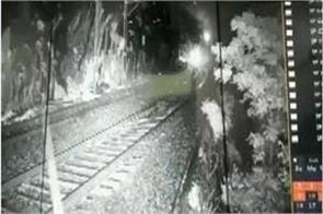 big rail accident due to cctv cameras
