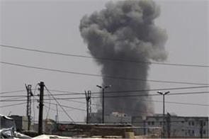car bomb blast kills 10 hurts 20 in syria s raqqa