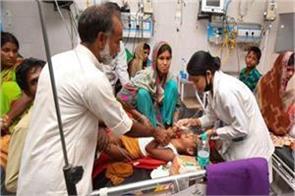 bihar 132 children have died so far from fever