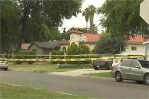 1 killed 3 injured in shooting at party near los angeles