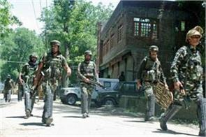 j k security forces piled 1 militant in budgam encounter