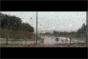today and tomorrow may be rain