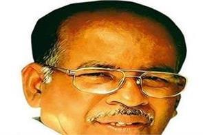 former chief minister puducherry rv janakiraman passed away
