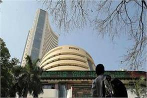 sensex rises 100 points in early trading nifty crosses 11 850