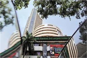 sensex climbs 164 points to close at 39 600 nifty rises 43 points
