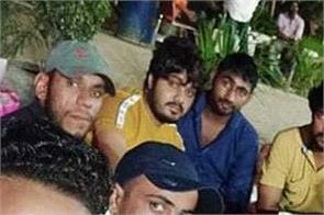 police arrested 15 criminal from a party