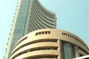 sensex rises 100 points in early trading