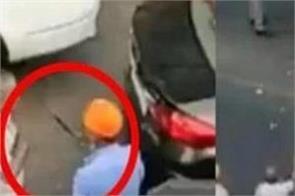mukherjee nagar sarabjit video viral police