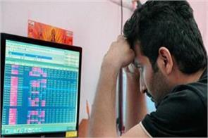 six of top 10 firms lose rs 34 590 cr in m cap