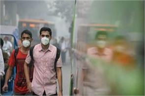 air pollution reduces the age 2 6 years of people in india report