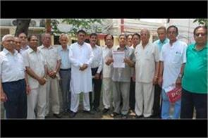 people protest against firing range of army in ghagwal