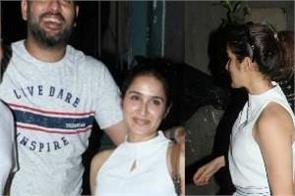 sagarika ghatge zaheer khan and yuvraj singh dinner date