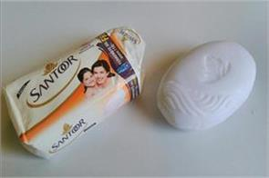 wipro s santoor soap made the record 2000 crores