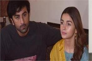 ranbir kapoor alia bhatt arrive in varanasi to shoot film brahmastra