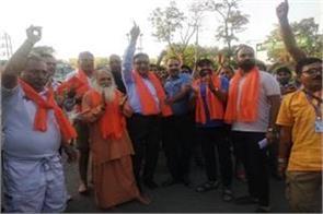 amarnath yatra langar team reached lakhanpur