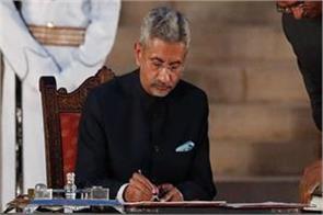external affair minister s jaishankar active on social media