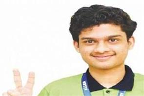 topper kartikeya gupta want to take admission in iit mumbai