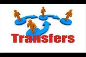 8 superintendent transfer of civil secretariat