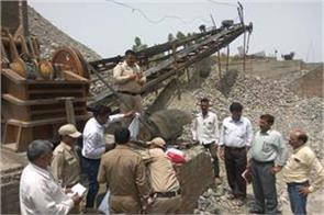 26 stone crushers seize in kathua